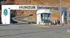 Munzur Üniversitesi'nde skandal bitmiyor