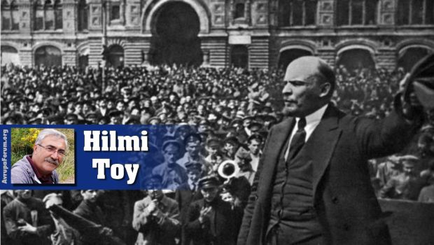Gecenize gündüzünüze Lenin Şafağı düşsün